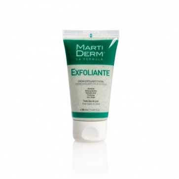 Martiderm Creme Exfoliante Facial 50ml