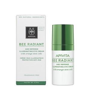 Apivita Bee Radiant Creme Contorno Olhos 15 ml