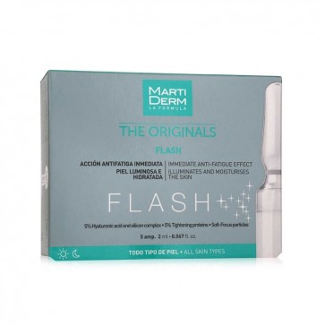 Martiderm Flash Ampolas 2 ml x 5