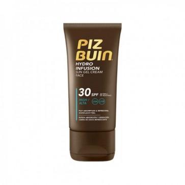Piz Buin Hydro Infusion Gel Creme Solar Facial SPF30 50ml