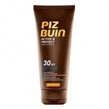 Piz Buin Active and Protect Loção Corporal FPS 30 100ml