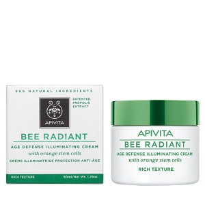 Apivita Bee Radiant Creme Dia Rico 50ml