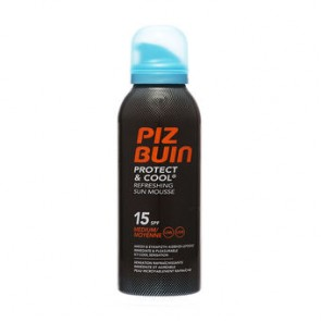Piz Buin Protect Cool Mousse FPS 15 150ml
