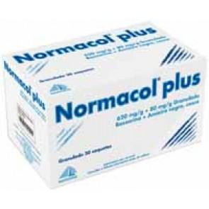Normacol Plus Granulado em Carteiras 620/80 mg7g x 30