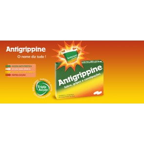 Antigrippine Comprimidos x 20