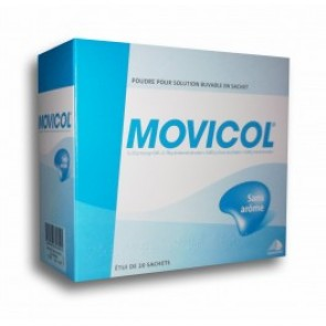Movicol Pó Solução Oral Saquetas x 20