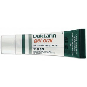 Daktarin Gel oral 20 mg/g x 30 g