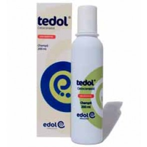 Tedol Champô 20 mg/g x 200 ml