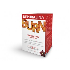Depuralina Burn Cápsulas x 60 unidades