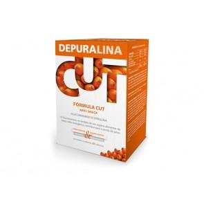 Depuralina Cut Fórmula Cut Anti-Snack. Cápsulas 84unid