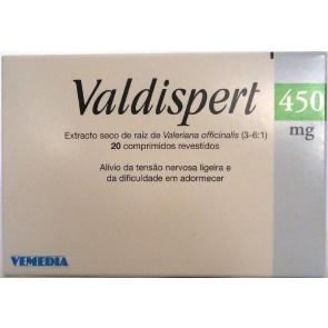 Valdispert Comprimidos Revestidos 450 mg x 20