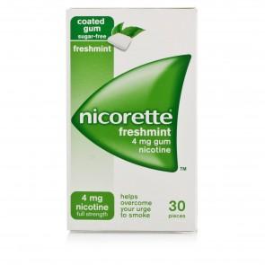 Nicorette Menta Pastilhas 4 mg x 31