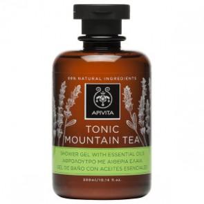 Apivita Gel de Banho Mountain Tea 300 ml