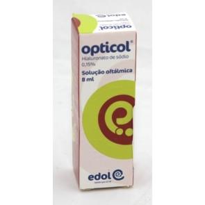 Opticol Solução Oftálmica 0,15% 8 ml