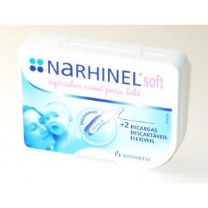 Narhinel Soft Aspirador Nasal Bebé