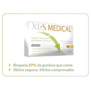 XLS Medical Comprimidos Captador de Gorduras x 61