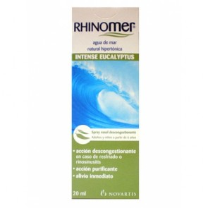 Rhinomer Intense Eucalipto Spray Nasal 20 ml