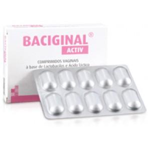 Baciginal Comprimidos Vaginais x 10