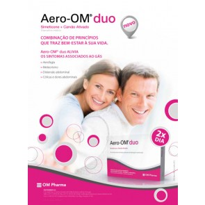 Aero-Om Duo Comprimidos 50 mg x 20
