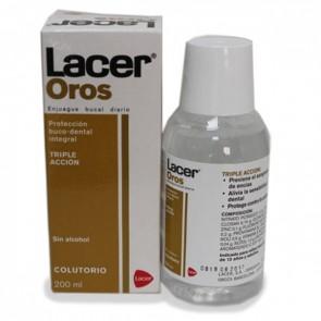 Lacer Ouros Colutórios 200 ml