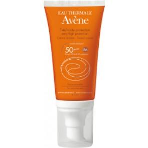 Avene Solar Creme FPS50+ C/ Cor 50 ml