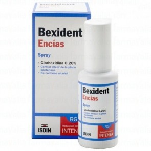 Bexident Gengivas Spray Clorohexidiana 40 ml