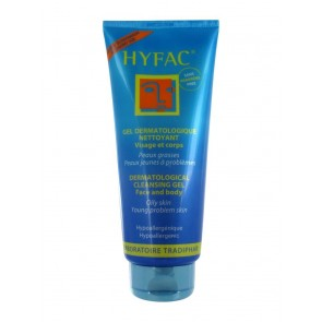 Hyfac Gel Limpeza 300 ml