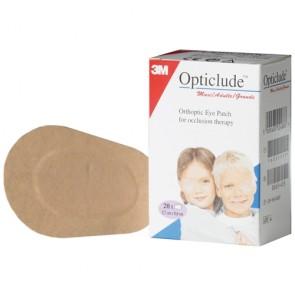 Opticlude Penso Oftálmico Pequeno x 21