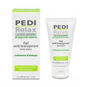 Pedi Relax Gel Anti-Transpirante 50 ml