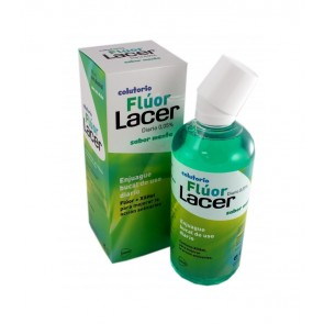 Fluor Lacer Colutório 0,05% 500 ml