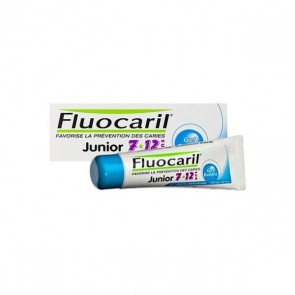 Fluocaril Kids 7-12 Anos Gel Dentífrico Bubble 50 ml