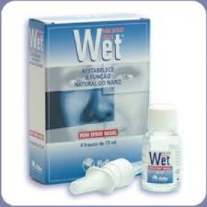 Wet Spray Nasal Mini 4 x 15 ml