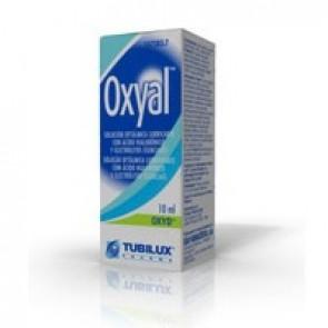 Oxyal Solução Oftálmica 10 ml