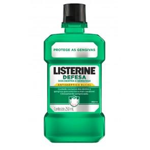 Listerine Dentes e Gengivas Colutório 250 ml