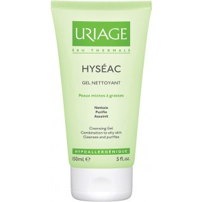 Uriage Hyseac Gel Limpeza Suave 150 ml