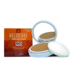 Heliocare Compacto Oil-Free FPS 50+ Cor Clara 10 g