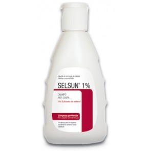 Selsun 1% Champô Anti-Caspa 125 ml