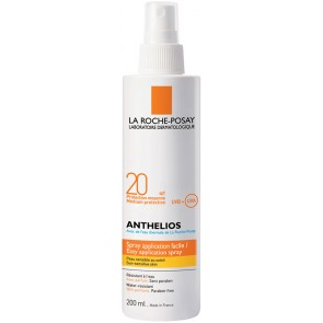 Roche Posay Anthelios FPS 20 Spray 200 ml