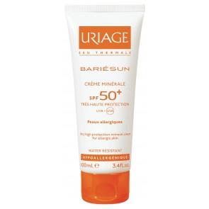 Uriage Bariesun Creme Mineral FPS 50+ 100 ml