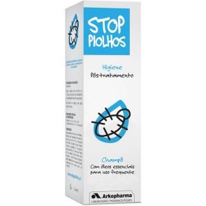 Stop Piolhos Champô Higiene Pós-Tratamento 125 ml