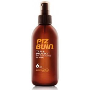 Piz Buin Tan & Protect Oil Spray FPS 6 150 ml