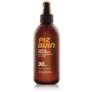 Piz Buin Tan & Protect Oil Spray FPS 30 150 ml