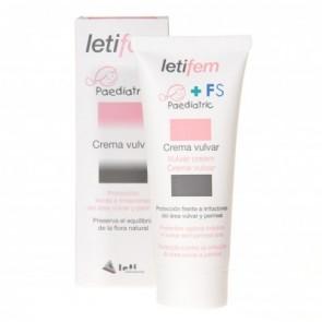 Letifem Pediátrico Creme Vulvar 30 ml