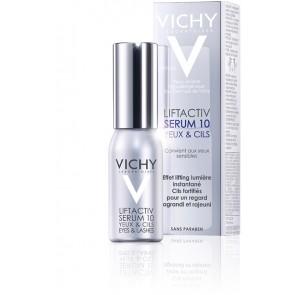 Vichy Liftactiv Olhos e Pestanas 15 ml