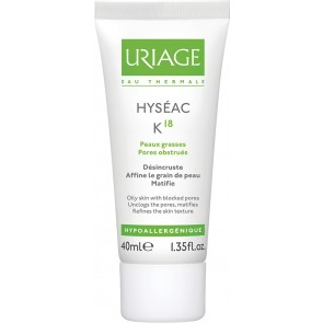 Uriage Hyseac Emulsão K 18 40 ml