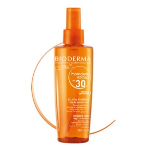 Photoderm Bioderma Bronz Brume FPS 30 200 ml