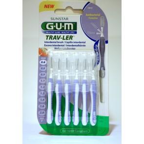Gum Trav-Ler Escovilhão Cilíndrico 1,3mm x 11