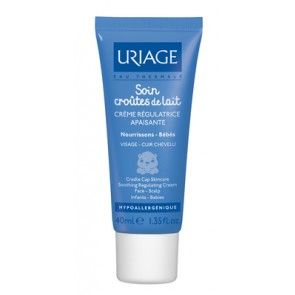 Uriage Bebé Creme Crosta Láctea 75 ml