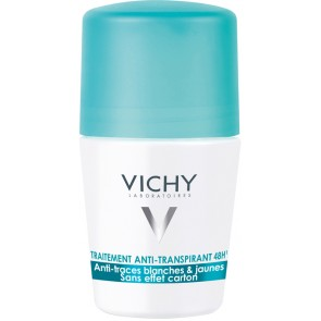Vichy Desodorizante Anti-Manchas Roll On 50 ml X 2
