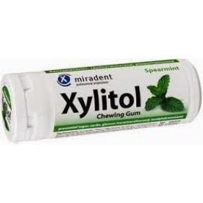 Xylitol Pastilhas Elásticas Hortelã/Pimenta X30